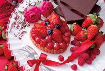love berry berry berry(ベリー系) / ストロベリー、ブルーベリー、ワイルドベリーとにかくベリー♪ / by Sally Sasaki