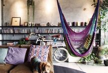 My apartment decor / by Jenna Tyrangel