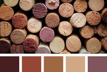 graphic design with cork