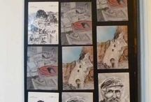 prints of my painting / prints of my paintings you can order them or find them in my gallery in Amorgos www.amorgosartgallery.gr