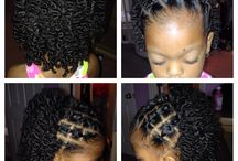 Hairstyles for the girlies