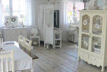 Kuckó Design - Shabby Chic - hódít az angol vidéki romantika! :)