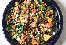 Roast Vegetable Salads
