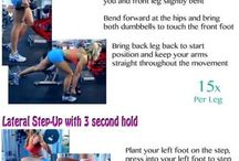 Workouts - glutes