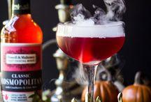 Costumes, Cauldrons & Cocktails / Halloween cocktails & more!
