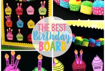 birthday boards