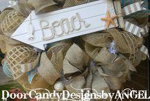 Creative Design Wreaths / by Nana Beach