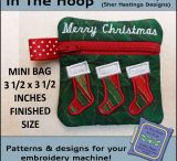 Sher's In The Hoop Designs