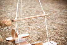 Wood Swings