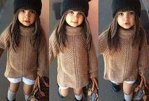 Barnkläder saga