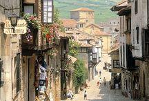 Cantabria y alrededores. / Cosas que visitar durante un viaje o fin de semana largo o una escapada  de esas que  se recuerdan durante mucho tiempo. http://hotelesenllanes.net/ http://www.tresgrandas.com/ http://hotelesenllanes.net/ http://www.puertadeloriente.com/ / by Evelia Villar