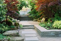 Landscaping Ideas / Ideas for backyard / by Jean Hendrix