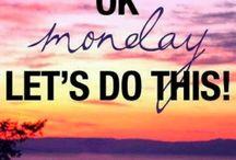 Motivate Me / Motivational quotes
