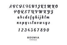Boemia Font Download