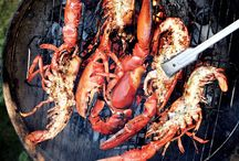 On The Grill: Seafood and Shellfish