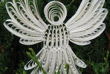 Quilled favs