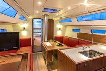 """J/112E / The J/112E is the newest addition to J/Boats' """"E"""" Series of versatile performance sailing yachts.  The """"E"""" is for elegance and evolution in performance cruising design. Why settle for anything less than sailing where and when you want to in comfort, style and speed? http://www.murrayyachtsales.com/sailing/jboats/j112e/"""