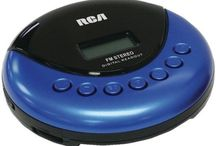 Electronics - Portable CD Players