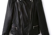 The Leather Jacket!