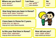 Study Korean language