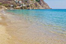 Mykonian beaches