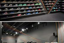 showrooms and outlets