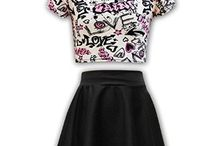 Fashion / Clothes for kids aged 10 and up
