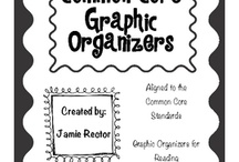 Graphic Organizers For My Students / by Kirsten Leadingham