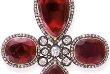 Jewels:  Garnets / by Shauna von Giesbrecht