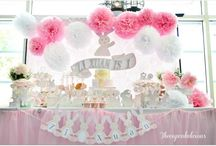 Parker's First Birthday Ideas / Easter Theme, Pastels