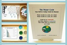 water cycle and weather ideas