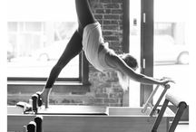 Pilates photography