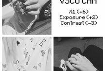VSCO// X1 FILTER