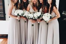 Wedding Colours - Taupe and Cappucino / This family of colours is so popular at weddings as they sit so very well with so many other accent colours. You can create a serene and subtle environment that can be kept muted and soothing or highlighted with lovely colour flashes.