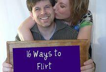 Flirt w/ your hubby