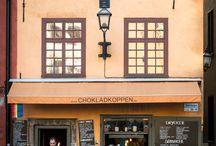 Stockholm / September in Sweden