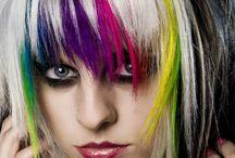 Hair <3 / by Stephanie Hallmark