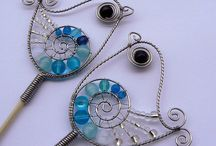 Beads & Wire / by Sherrie Gale-Winkler