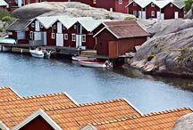 Denmark, Finnland, Sweden & Norway / Sightseeing