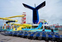 Cruising In Style / We love cruises, they are great for kids and adults alike (especially the kids club!). Get some ideas for your next holiday.