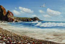 peinture maritime