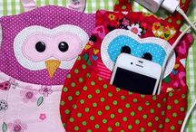 Sew in Love with Owls / Owl sewing projects / by Barbara Rose