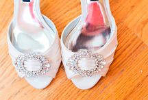 Bridal Shoes / Fabulous shoes that will entertain any bride.