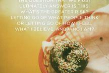 Brené Brown Wisdom