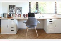 Studeer- & werkkamer