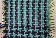 cuadrados de lana