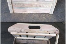 Pallet upcycled