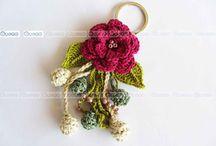 llavero crochet / by Patricia Gutierrez