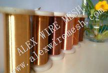 Copper Wire / Copper Wire http://www.alexwiremesh.com/copper-wire.html  ALEX WIRE MESH CO., LIMITED Alex Zhu (Manager) Skype: alex150288 Wechat: 68090199 QQ: 68090199 Phone: +86-150-2881-7323 Whatsapp: +86-150-2881-7323 Email: manager@alexwiremesh.com Website: http://www.alexwiremesh.com Facebook: https://www.facebook.com/AlexWireMeshCoLtd
