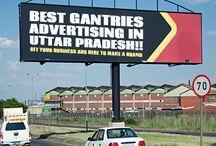 Gantries Advertising